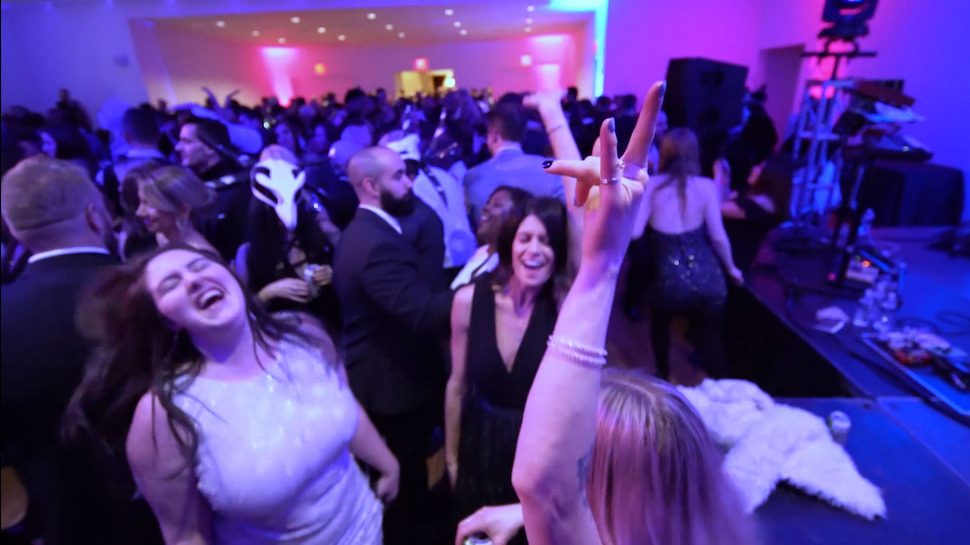 Private Private Party Parties Fundraiser DJ Music DancingFundraiser DJ Music Dancing